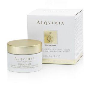 REJUVENATE Crema hidratante Rejuvenecedora Anti-Edad